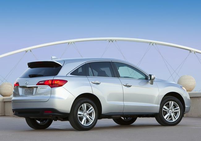 Acura MDX và RDX đạt điểm an toàn tối đa 4