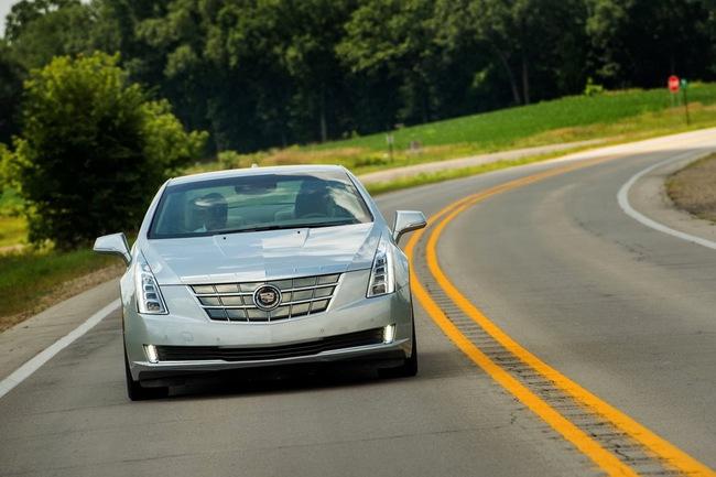 Cadillac ELR có giá từ 75.995 USD 1