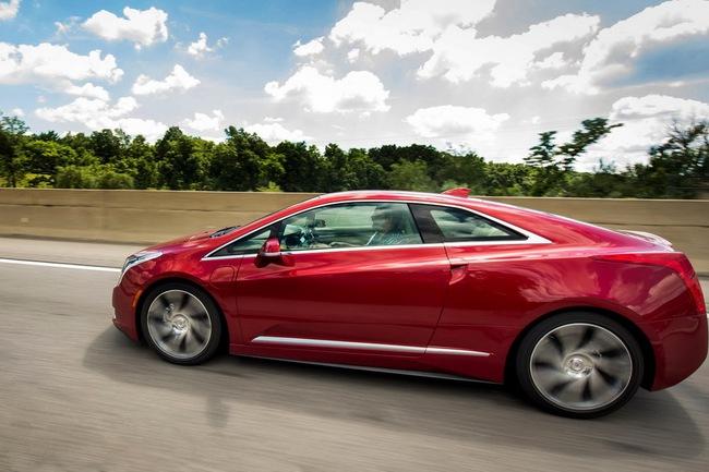 Cadillac ELR có giá từ 75.995 USD 2