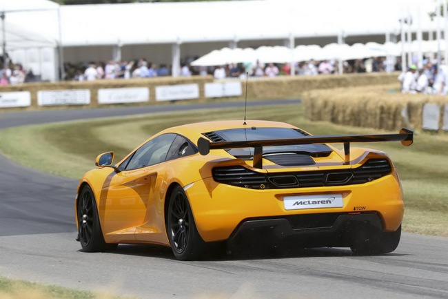 McLaren 12C GT Sprint - Siêu xế đua đắt đỏ 1