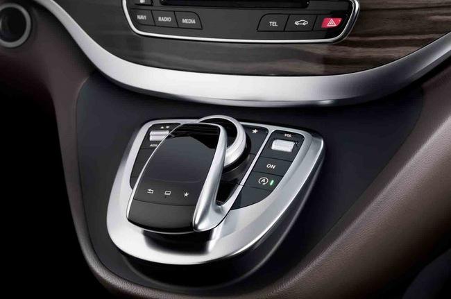 Chiêm ngưỡng nội thất của Mercedes-Benz V-Class mới 7