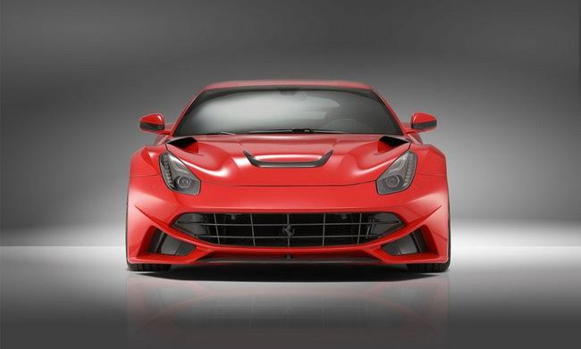 "Novitec Rosso N-Largo: Một chiếc F12 Berlinetta ""rực rỡ"" hơn 1"