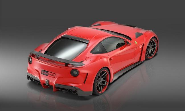 "Novitec Rosso N-Largo: Một chiếc F12 Berlinetta ""rực rỡ"" hơn 3"