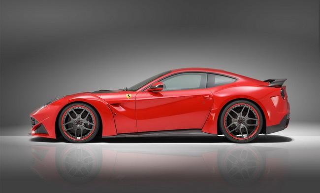 "Novitec Rosso N-Largo: Một chiếc F12 Berlinetta ""rực rỡ"" hơn 5"