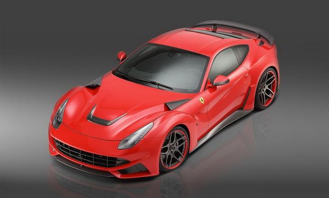 "Novitec Rosso N-Largo: Một chiếc F12 Berlinetta ""rực rỡ"" hơn 7"