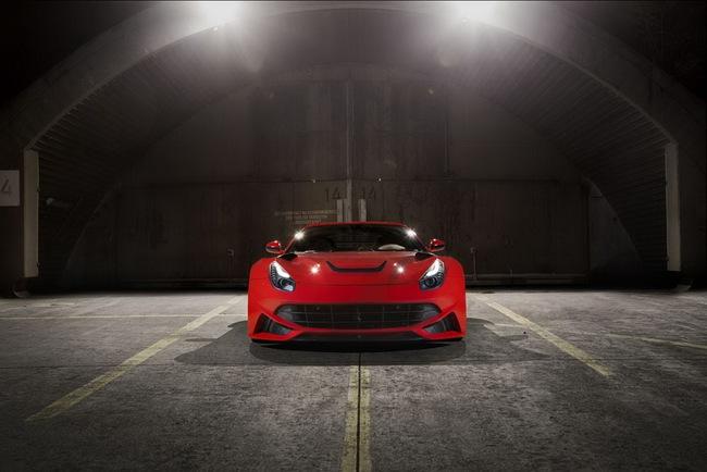 "Novitec Rosso N-Largo: Một chiếc F12 Berlinetta ""rực rỡ"" hơn 8"