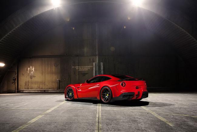 "Novitec Rosso N-Largo: Một chiếc F12 Berlinetta ""rực rỡ"" hơn 9"