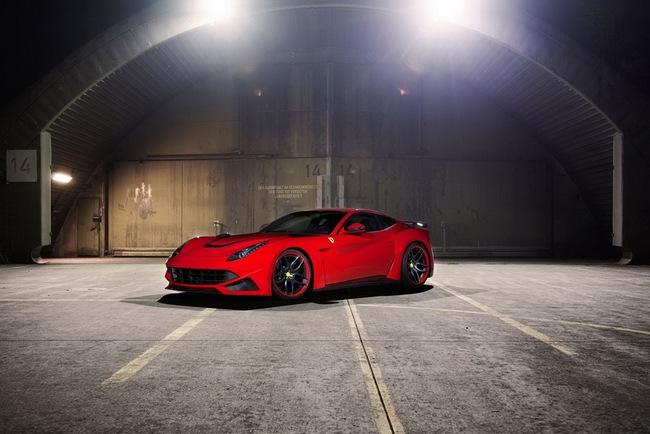 "Novitec Rosso N-Largo: Một chiếc F12 Berlinetta ""rực rỡ"" hơn 10"