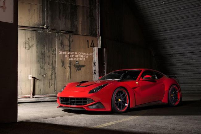 "Novitec Rosso N-Largo: Một chiếc F12 Berlinetta ""rực rỡ"" hơn 12"