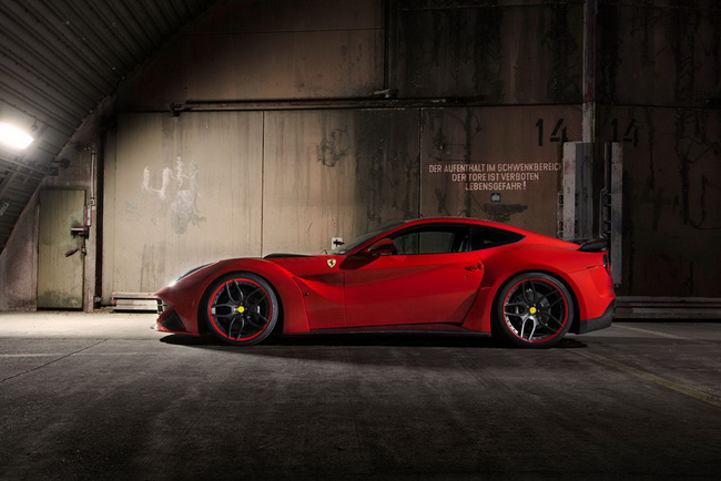 "Novitec Rosso N-Largo: Một chiếc F12 Berlinetta ""rực rỡ"" hơn 13"