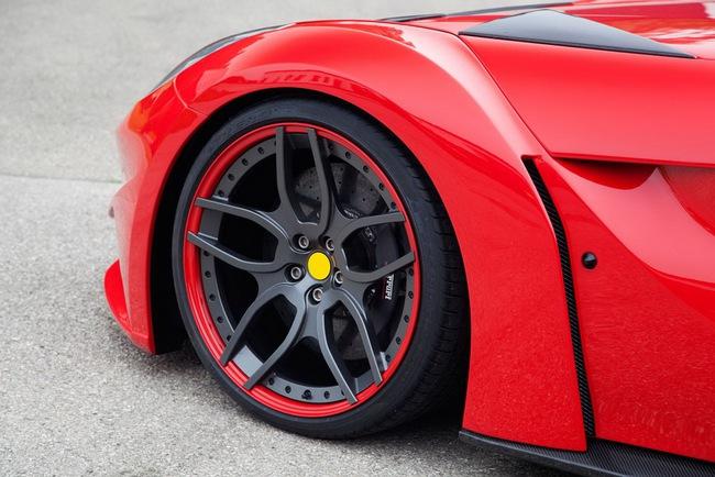 "Novitec Rosso N-Largo: Một chiếc F12 Berlinetta ""rực rỡ"" hơn 19"