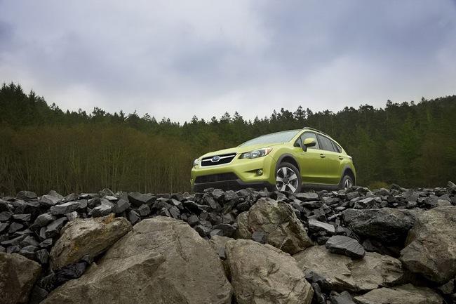 Subaru XV Crosstrek Hybrid có giá từ 25.995 USD 1