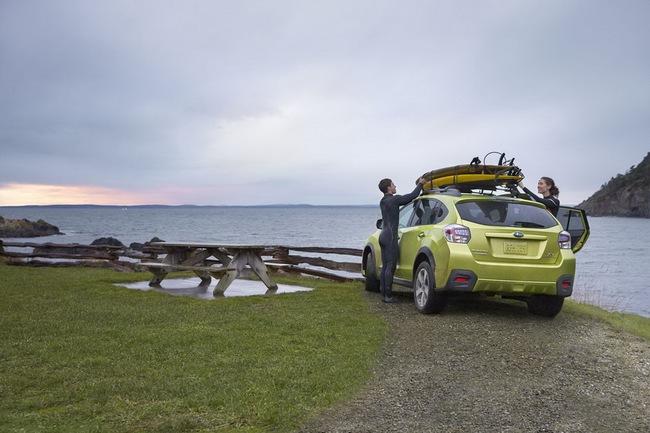 Subaru XV Crosstrek Hybrid có giá từ 25.995 USD 3