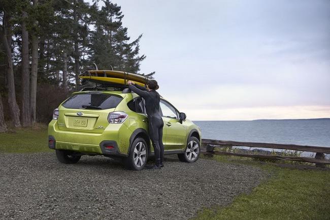 Subaru XV Crosstrek Hybrid có giá từ 25.995 USD 4