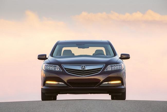 Acura RLX Sport Hybrid SH-AWD: Sang, nhanh và tiết kiệm xăng 2