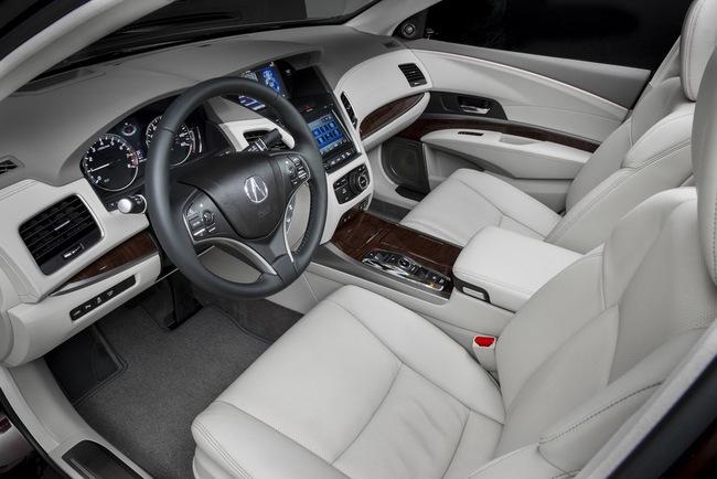 Acura RLX Sport Hybrid SH-AWD: Sang, nhanh và tiết kiệm xăng 10