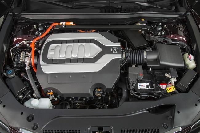 Acura RLX Sport Hybrid SH-AWD: Sang, nhanh và tiết kiệm xăng 12