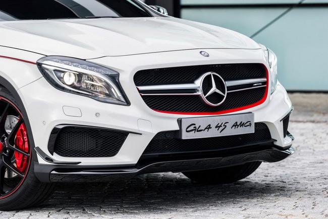 Mercedes-Benz trình làng crossover thể thao GLA45 AMG 14