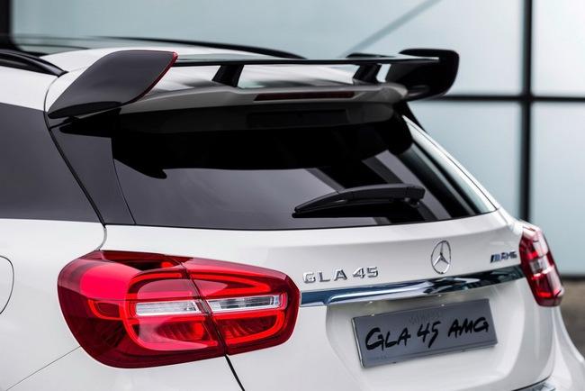 Mercedes-Benz trình làng crossover thể thao GLA45 AMG 16