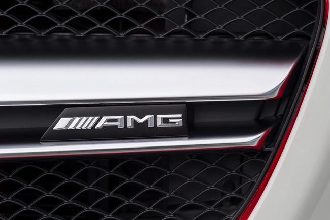 Mercedes-Benz trình làng crossover thể thao GLA45 AMG 17