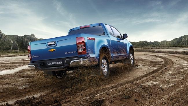 Chevrolet Colorado 2014 ra mắt tại Thái Lan 5