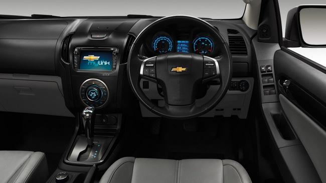 Chevrolet Colorado 2014 ra mắt tại Thái Lan 6