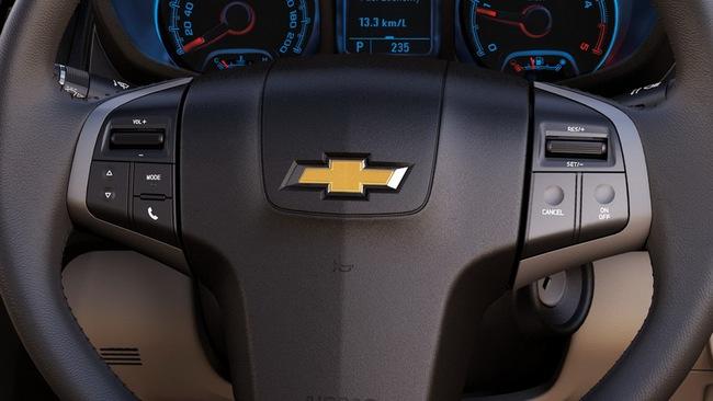 Chevrolet Colorado 2014 ra mắt tại Thái Lan 8