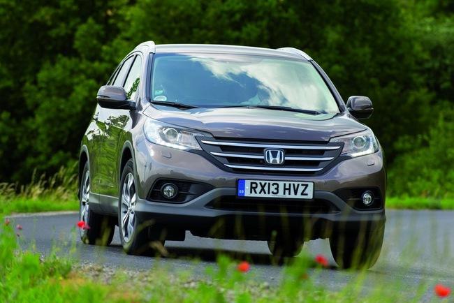 Honda CR-V 1.6 Diesel tiết kiệm nhiên liệu không ngờ 1