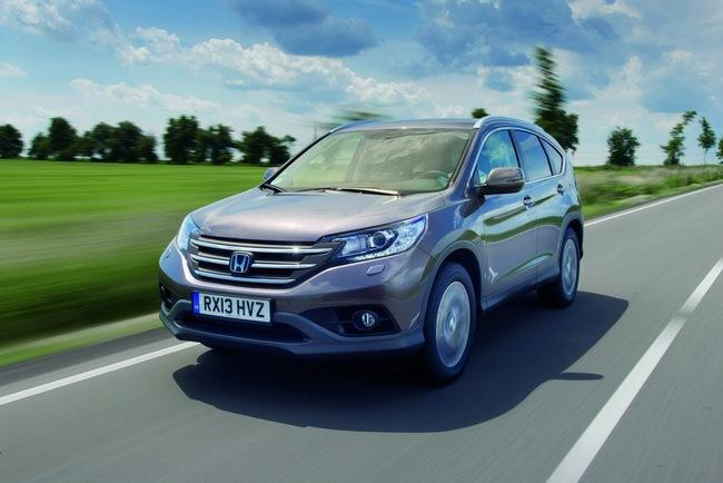 Honda CR-V 1.6 Diesel tiết kiệm nhiên liệu không ngờ 2