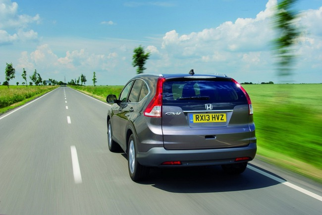 Honda CR-V 1.6 Diesel tiết kiệm nhiên liệu không ngờ 3