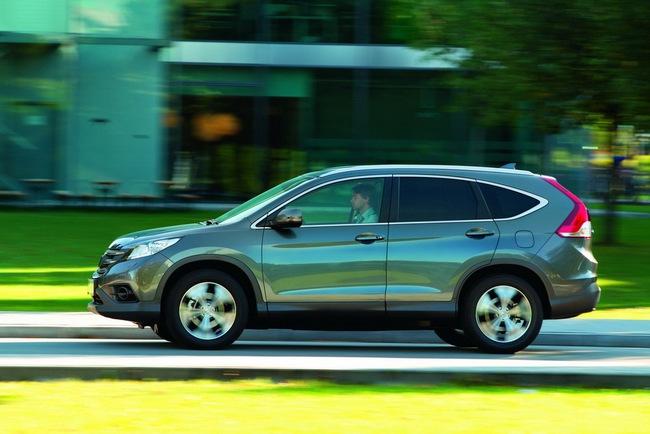 Honda CR-V 1.6 Diesel tiết kiệm nhiên liệu không ngờ 4