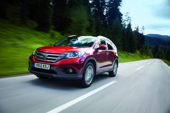 Honda CR-V 1.6 Diesel tiết kiệm nhiên liệu không ngờ 5