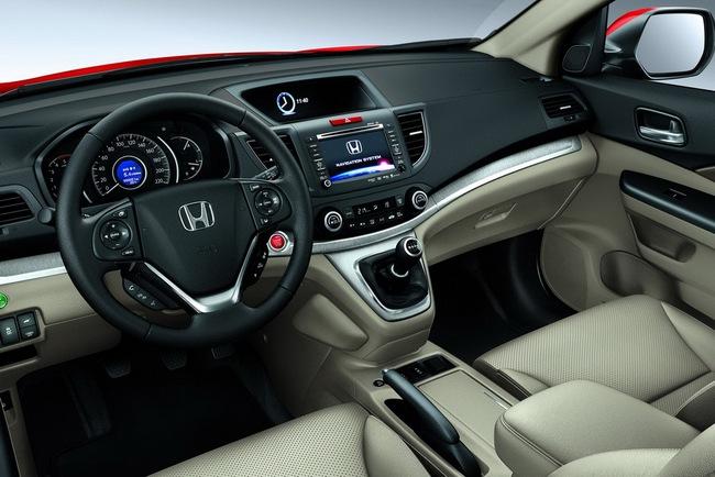 Honda CR-V 1.6 Diesel tiết kiệm nhiên liệu không ngờ 7