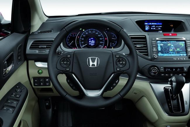 Honda CR-V 1.6 Diesel tiết kiệm nhiên liệu không ngờ 8