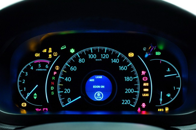Honda CR-V 1.6 Diesel tiết kiệm nhiên liệu không ngờ 9