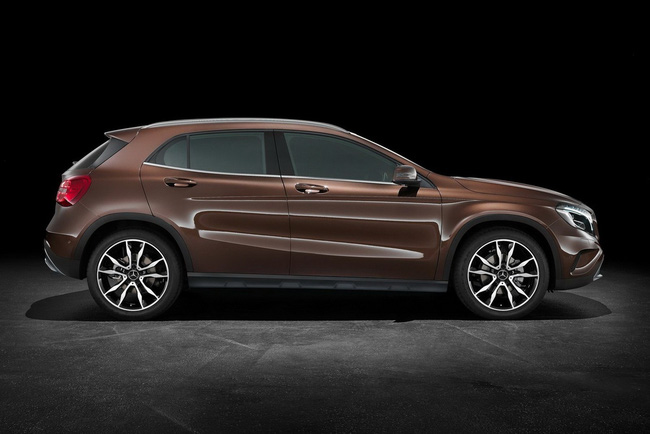 Mercedes-Benz bắt đầu nhận đơn đặt hàng cho GLA-Class 3