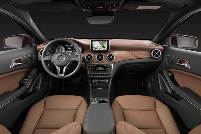 Mercedes-Benz bắt đầu nhận đơn đặt hàng cho GLA-Class 6