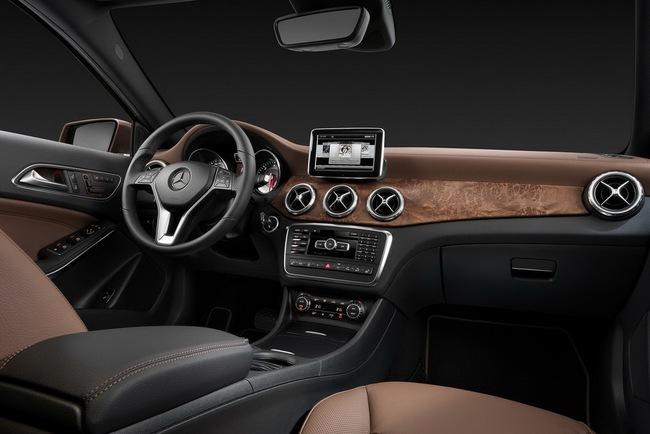 Mercedes-Benz bắt đầu nhận đơn đặt hàng cho GLA-Class 7