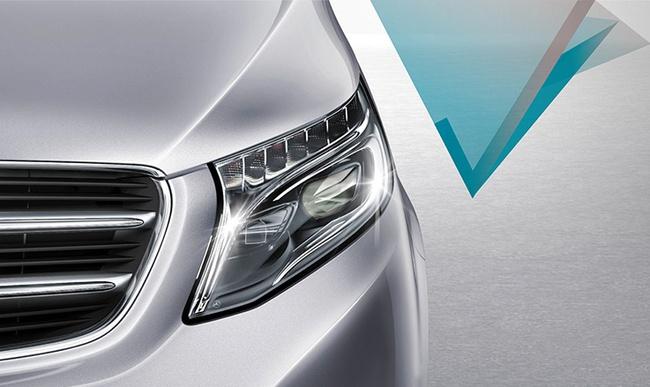 Mercedes-Benz hé lộ hình ảnh V-Class 2014 1