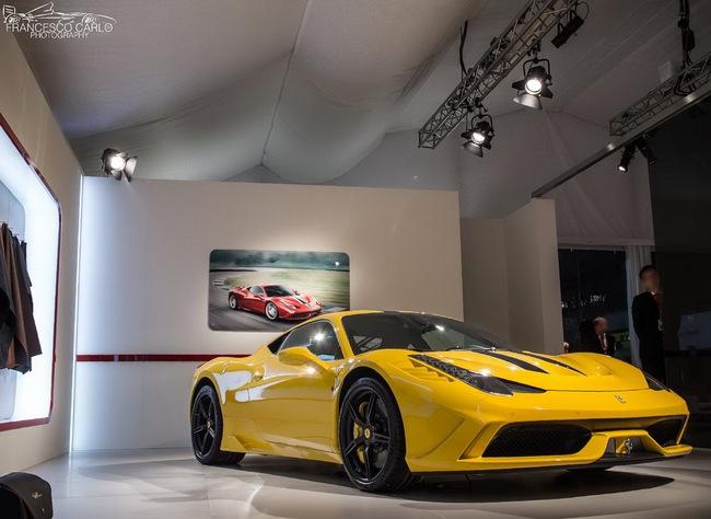 Những hình ảnh ấn tượng tại Ferrari World Finals 2013 3