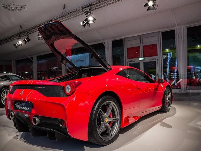 Những hình ảnh ấn tượng tại Ferrari World Finals 2013 5
