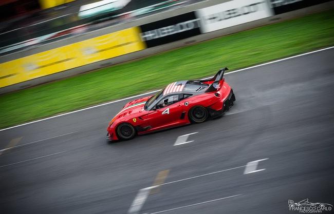 Những hình ảnh ấn tượng tại Ferrari World Finals 2013 9