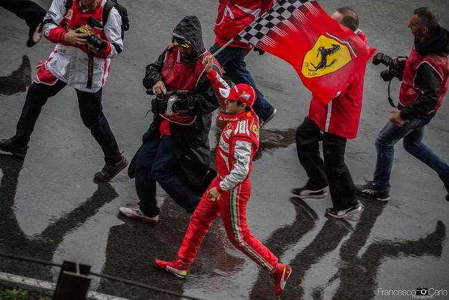Những hình ảnh ấn tượng tại Ferrari World Finals 2013 12