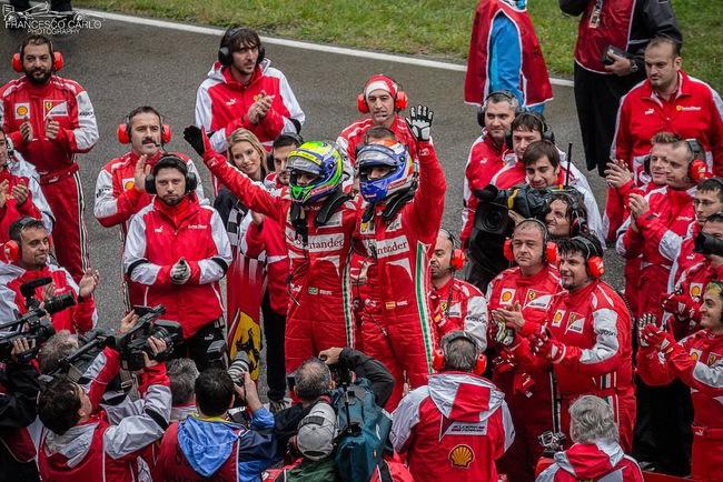 Những hình ảnh ấn tượng tại Ferrari World Finals 2013 13