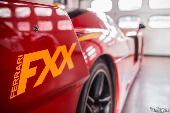 Những hình ảnh ấn tượng tại Ferrari World Finals 2013 15