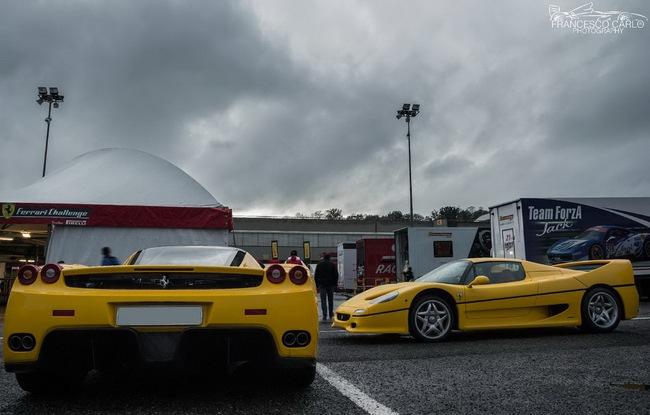 Những hình ảnh ấn tượng tại Ferrari World Finals 2013 16