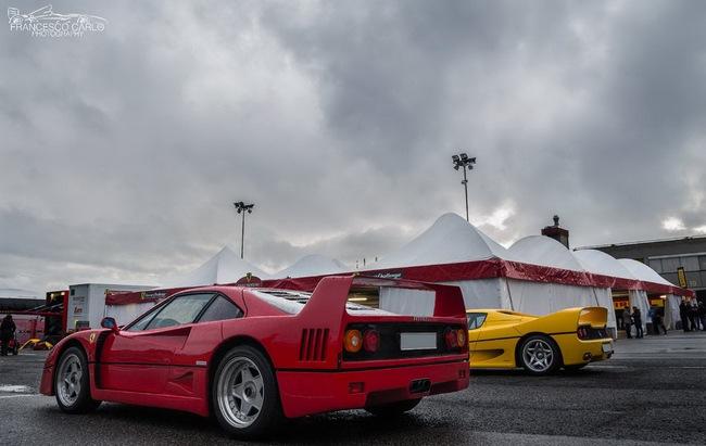 Những hình ảnh ấn tượng tại Ferrari World Finals 2013 17