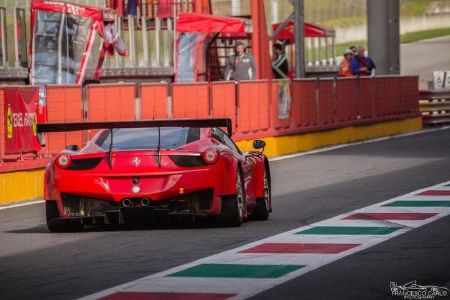 Những hình ảnh ấn tượng tại Ferrari World Finals 2013 18
