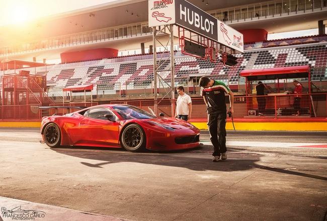Những hình ảnh ấn tượng tại Ferrari World Finals 2013 21