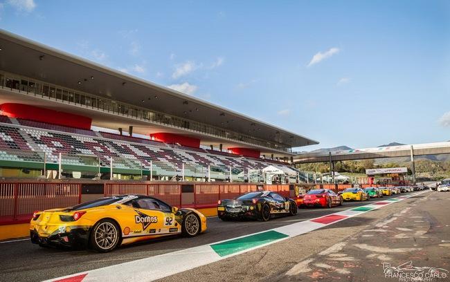Những hình ảnh ấn tượng tại Ferrari World Finals 2013 22